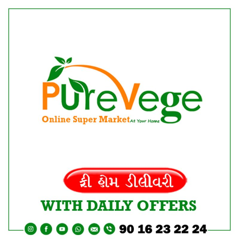 PUREVEGE Online Super Market