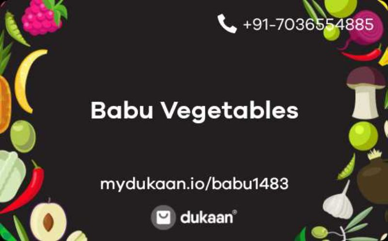 Babu Vegetables