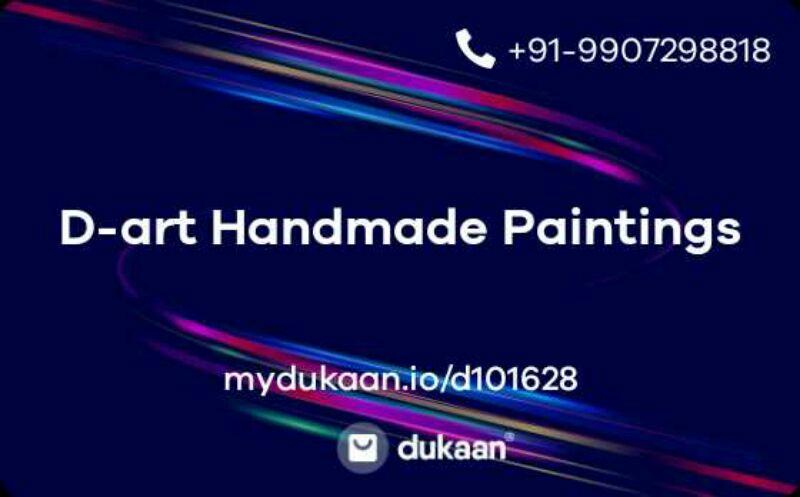 D-art Handmade Paintings