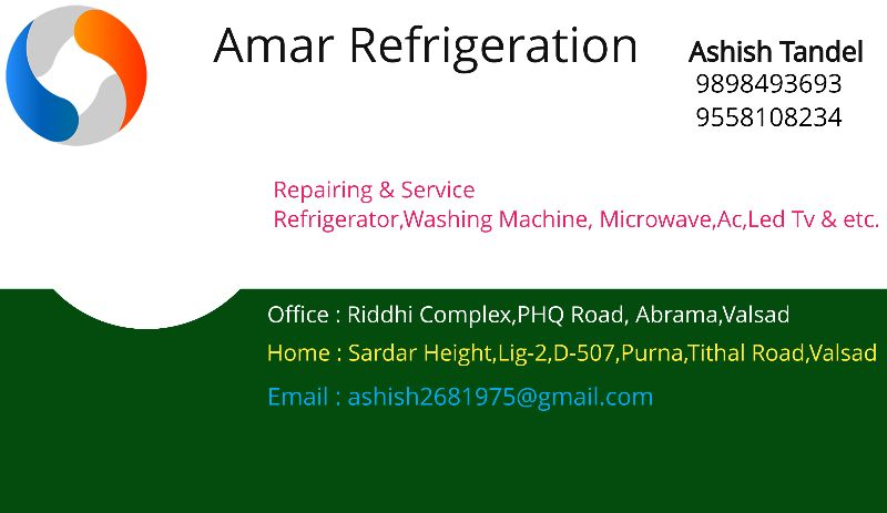Amar Refrigeration
