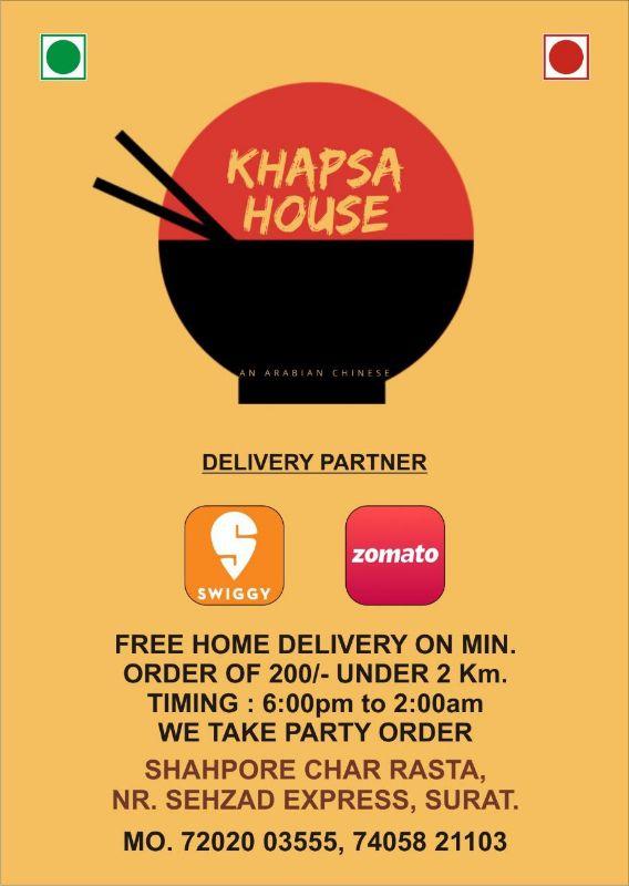 KHAPSA HOUSE