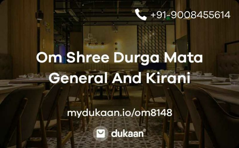 Om Shree Durga Mata General And Kirani