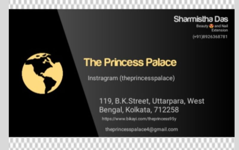 The princess Palace