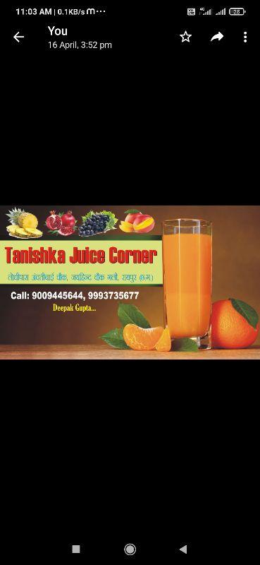 Tanishka Fruit And Juice Corner