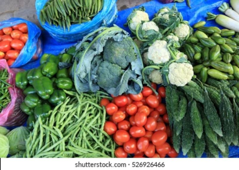 Vegetables Store