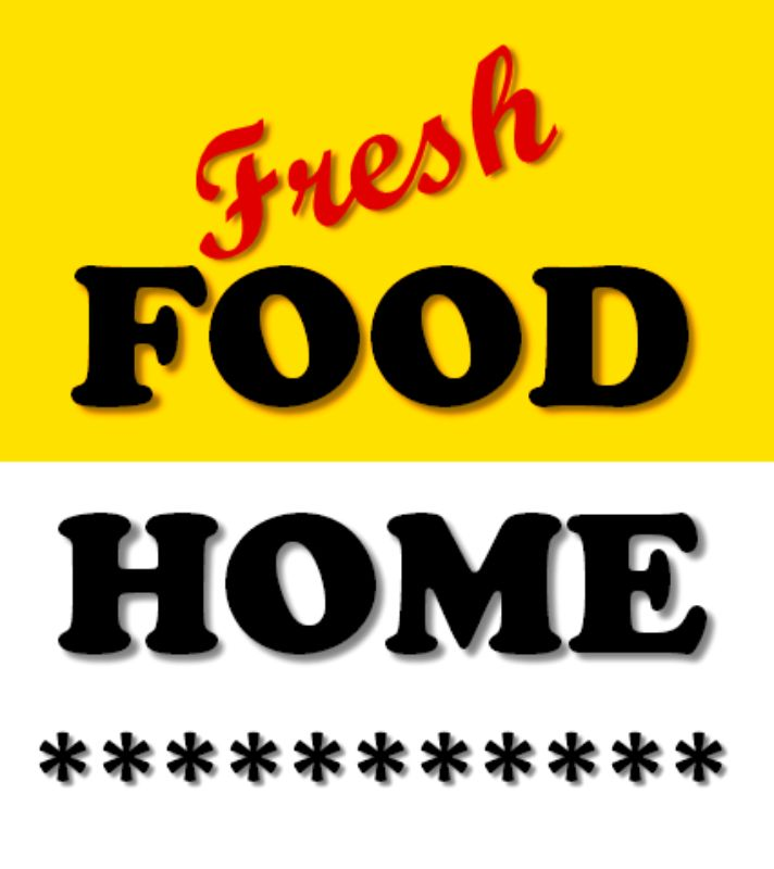 Fresh Food Home