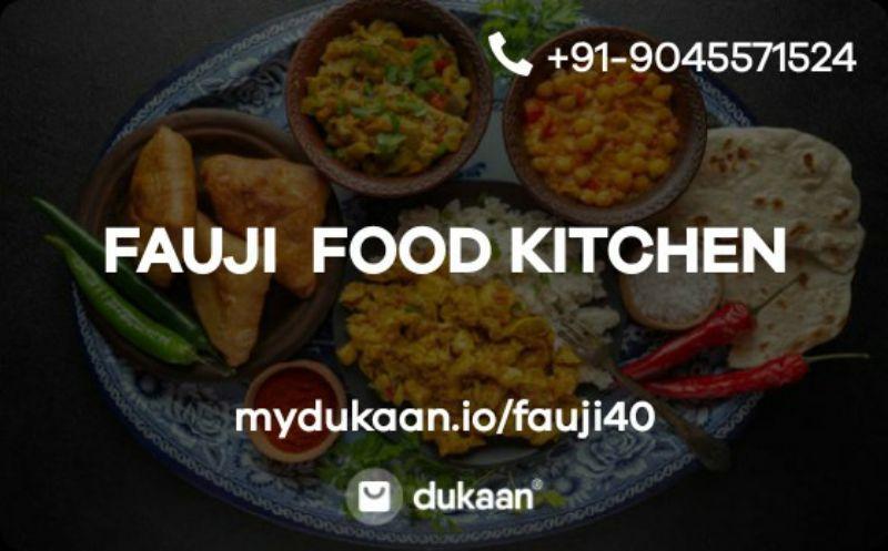 FAUJI  FOOD KITCHEN