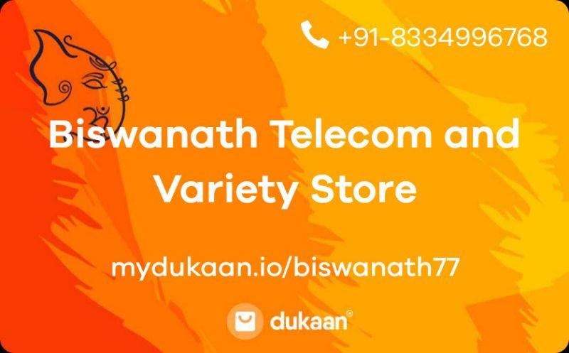 Biswanath Telecom and Variety Store