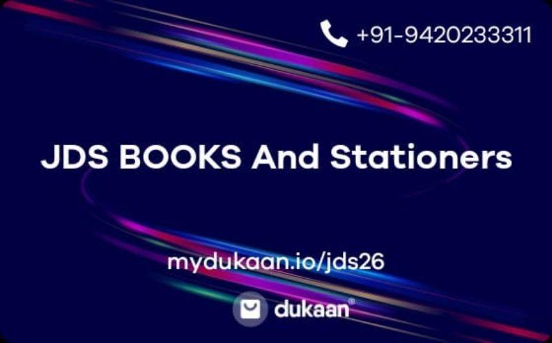 JDS BOOKS And Stationers