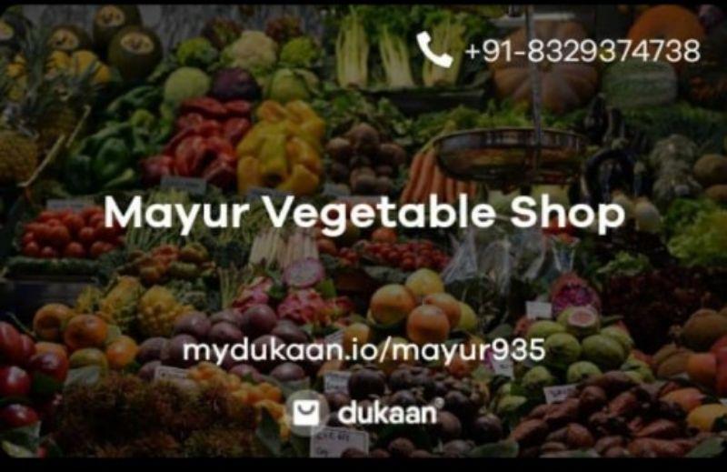 Mayur Vegetable Shop