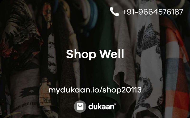 Shop Well