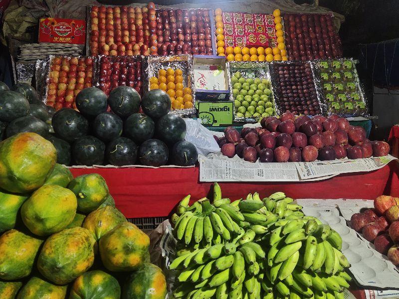 Zam Zam Fruit Stall