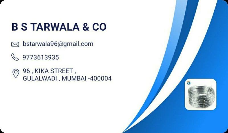 B S Tarwala & Co. Mumbai