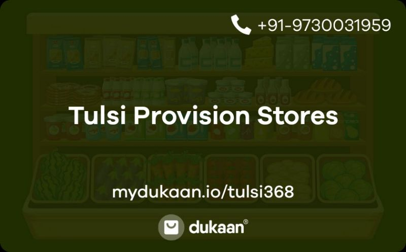 Tulsi Provision Stores
