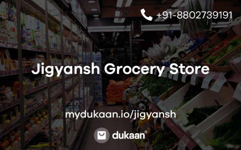 Jigyansh Grocery Store