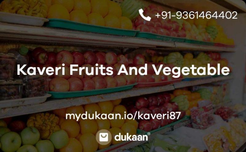 Kaveri Fruits And Vegetable