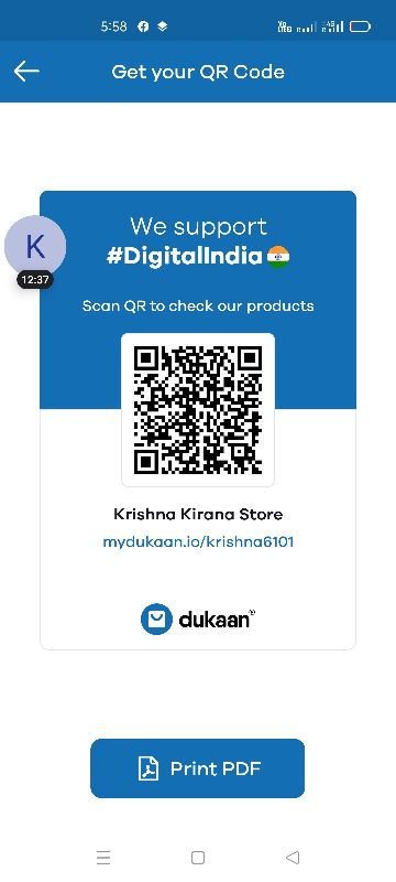 Krishna Kirana Store