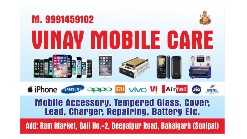 Vinay Mobile Care