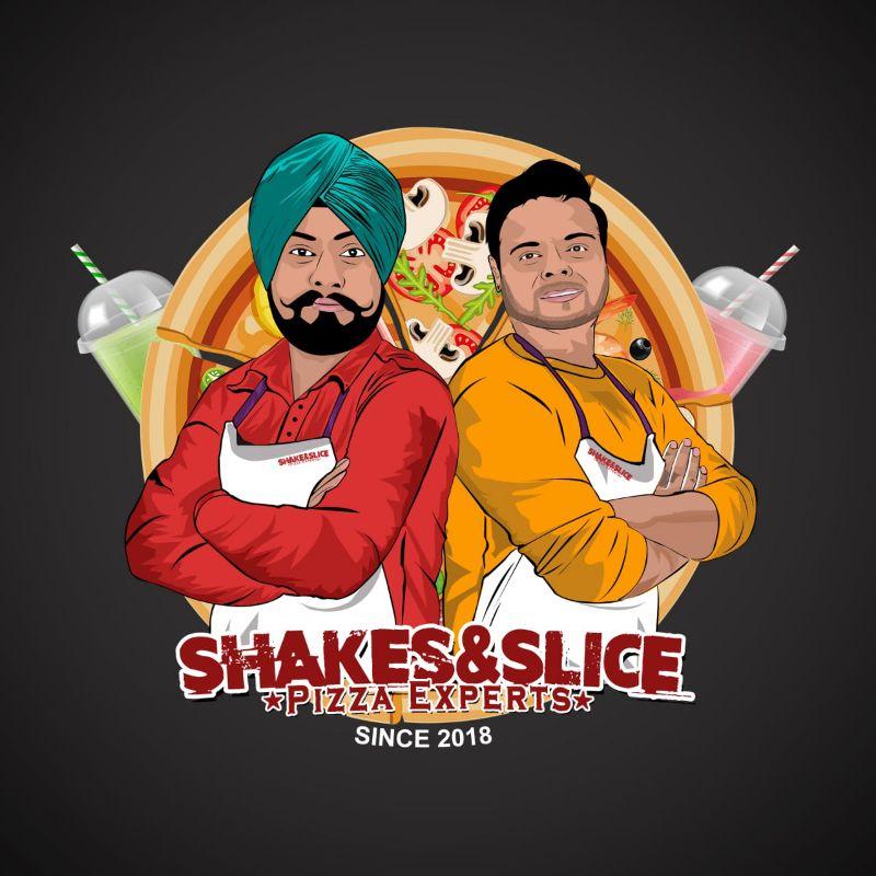 SHAKE AND SLICE