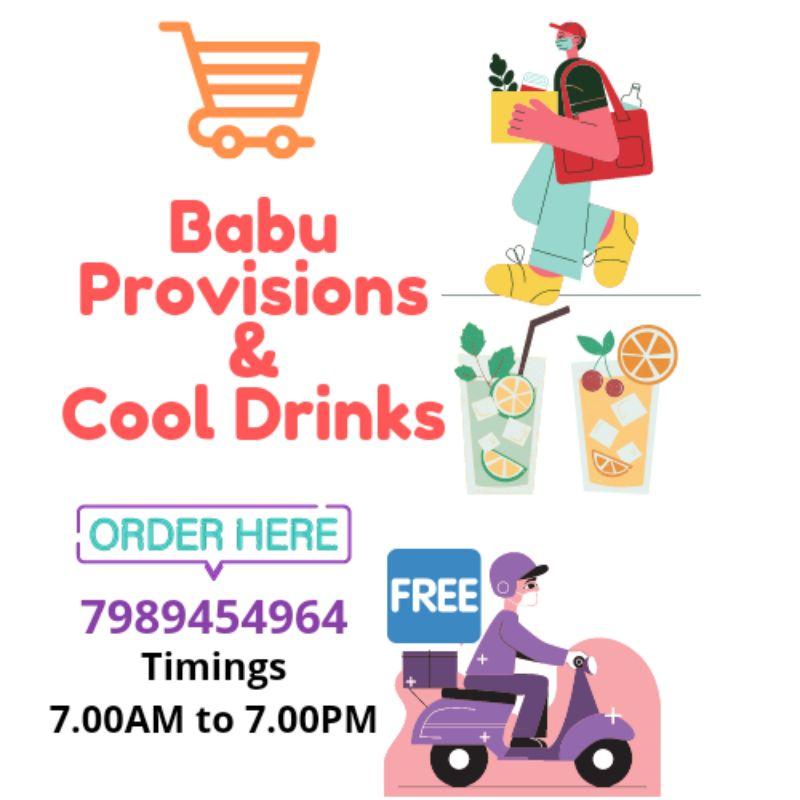 Babu Provisions & Cool Drinks
