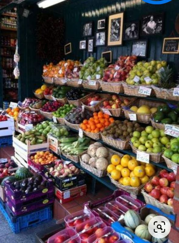 laxmi Vegetable & Fruits Center