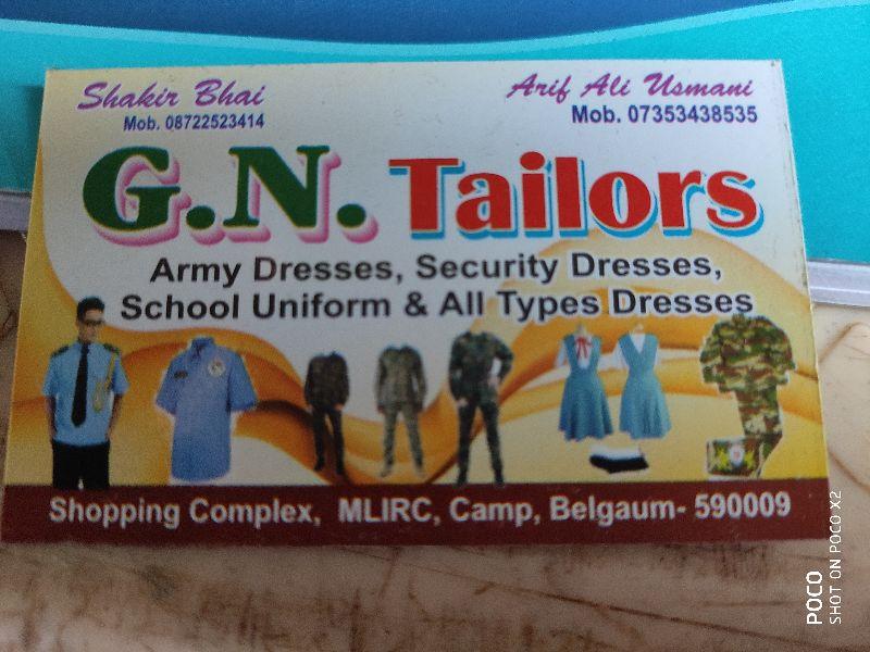 G N Tailor