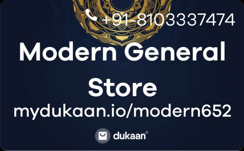 Modern General Store