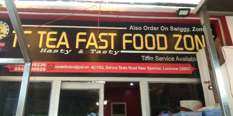 T C TEA FAST FOOD ZONE