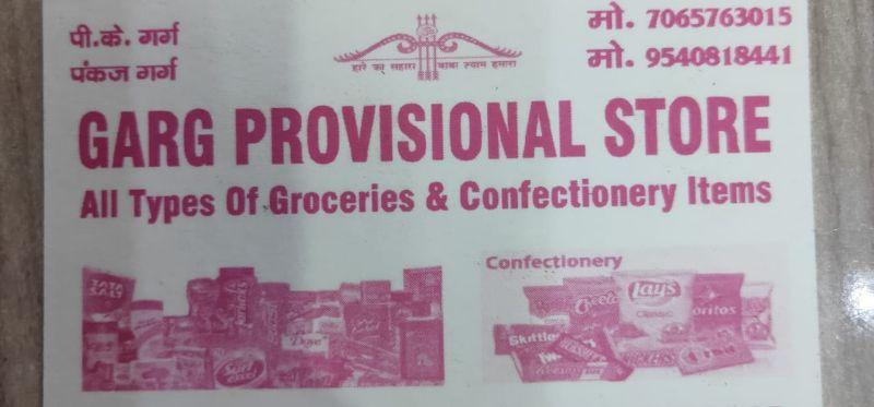 Garg Provision Store