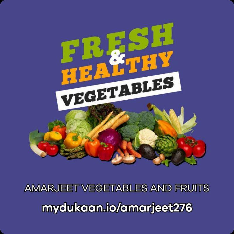 Amarjeet Vegetables And Fruits