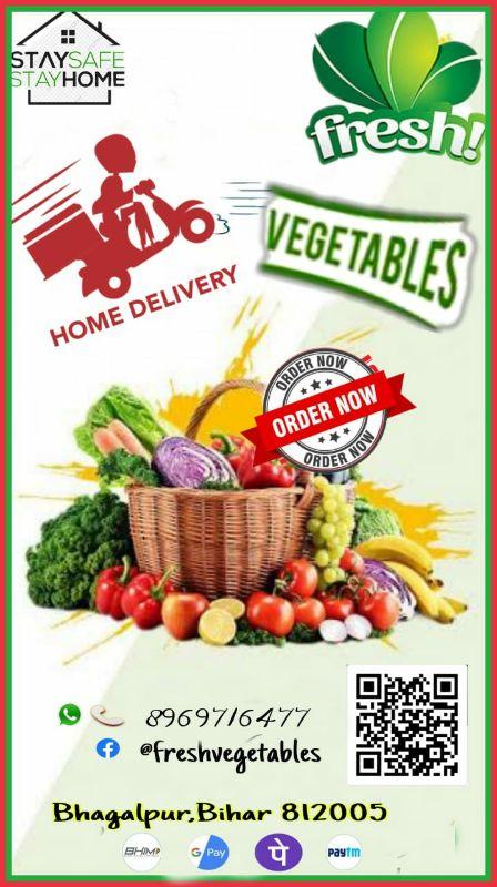 Fresh Vegetable Shop