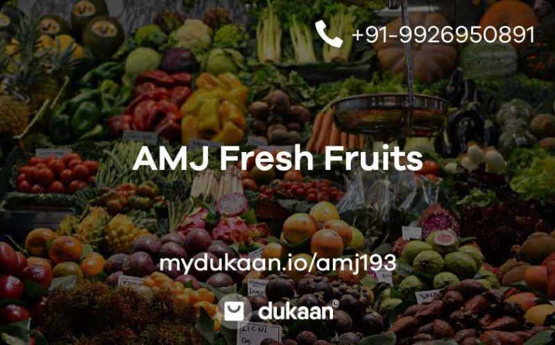 AMJ Fresh Fruits