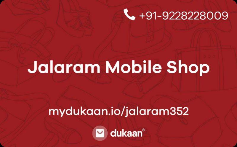 Jalaram Mobile Shop