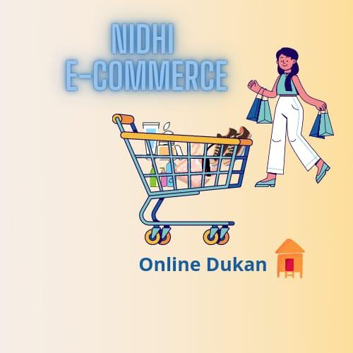 Nidhi E-Commerce