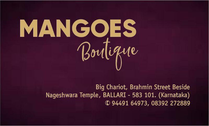 Mangoss Boutique