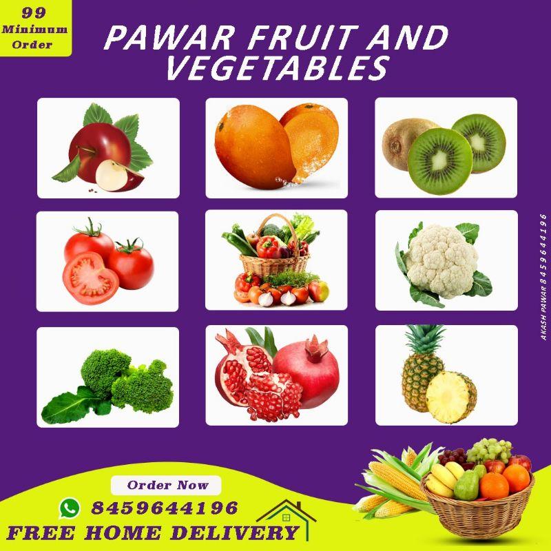 Pawar Fruits And Vegetables