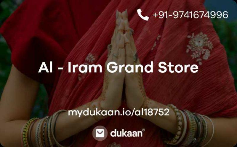 AL - IRAM GRAND  STORE