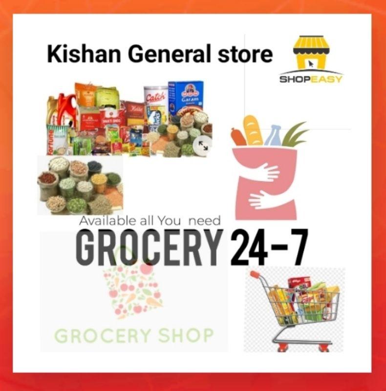 Kishan General Store & Grocery Shop