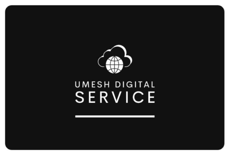 Umesh Digital Service