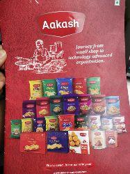 Om Sales(Aakash Namkeens)