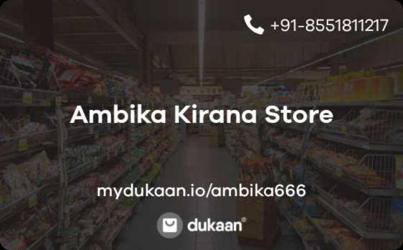Ambika Kirana Store
