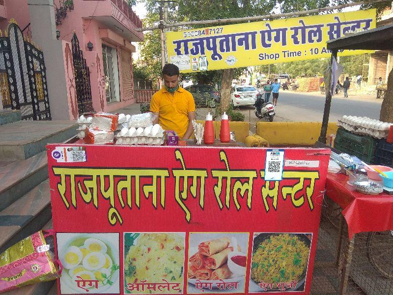 Rajputana Egg Roll Centre & Siddhi Vinayak Juice Centre