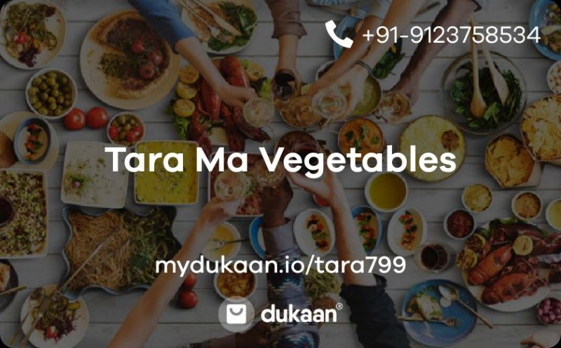 Tara Ma Vegetables