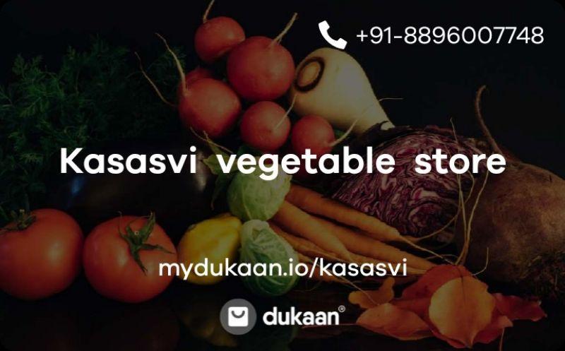 Kasasvi  vegetable  store