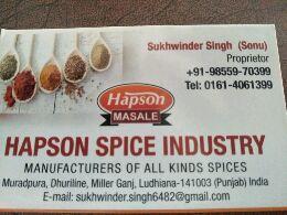 Hapson Spice
