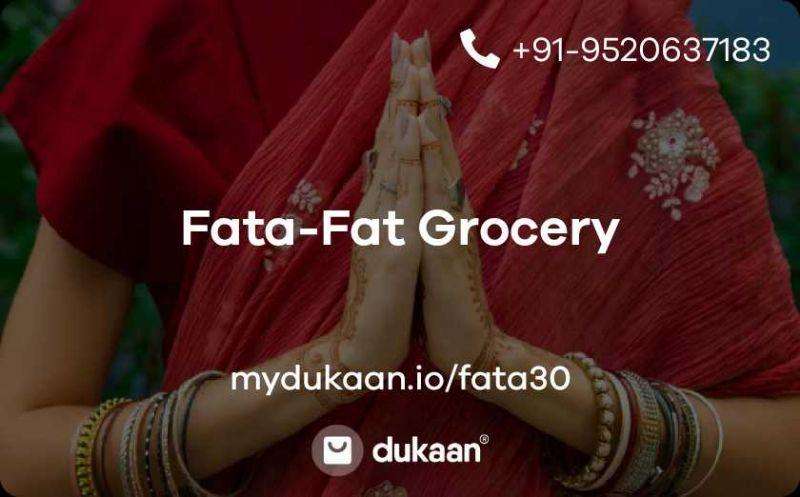 Fata-Fat Grocery