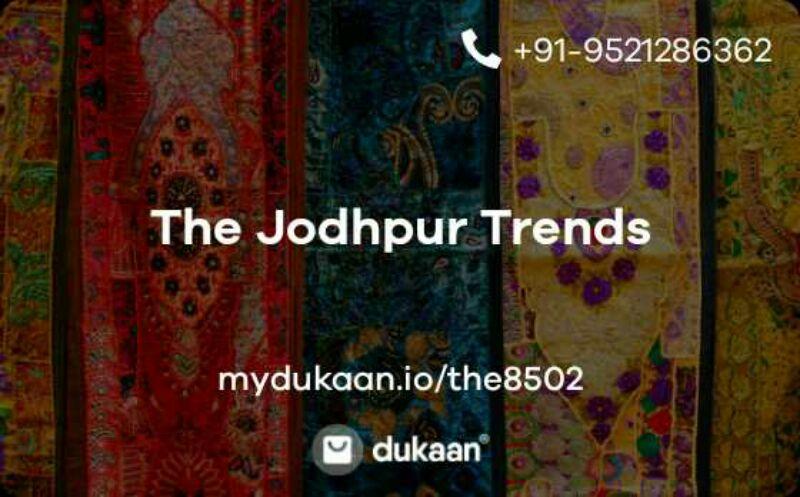 The Jodhpur Trends