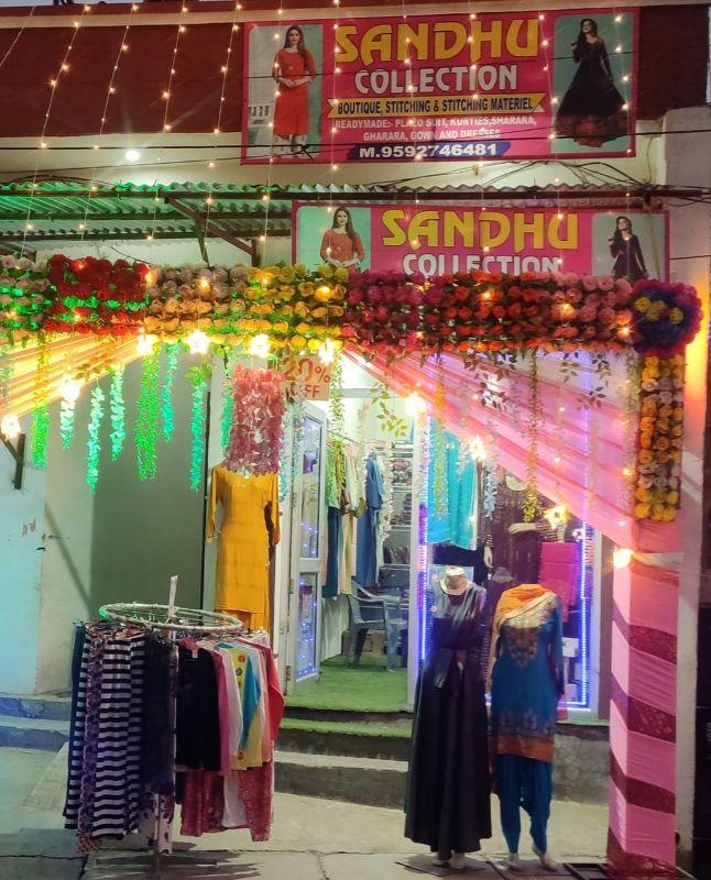 Sandhu Collection