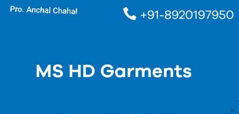 MS HD Garments