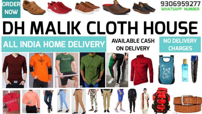 DH MALIK CLOTH HOUSE
